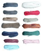 120cm BRITISH QUALITY Shoe Laces, Boot Laces Thick Cord  choice of colours